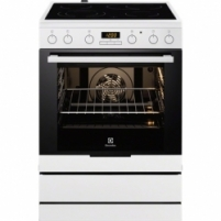 Oven Electrolux EKC6450AOW The stove