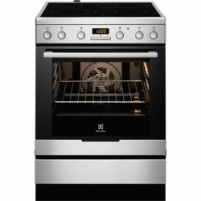 Oven Electrolux EKC6450AOX The stove