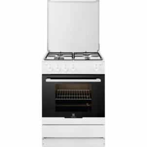 Oven Electrolux EKG60100OW The stove