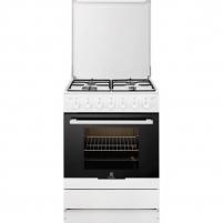 Oven Electrolux EKG61102OW The stove