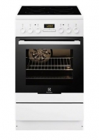 Oven electrical Electrolux EKC54500OW The stove