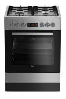 Oven Gas electric-cooker Beko FSE62320DX | 60cm