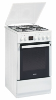 Oven Gas-electric cooker Gorenje CC550W | 50 cm