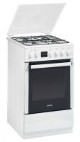 Viryklė Gas-electric cooker Gorenje CC550W | 50 cm