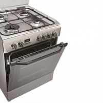 Oven Indesit I6GMH6AG(X)/U The stove