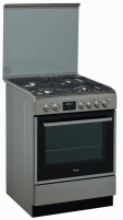 Oven Whirlpool ACMT 6332 IX/1 The stove