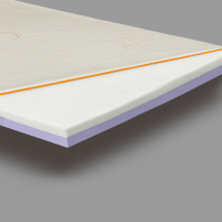 Viscoelastic antimattress '3+3' - 90x200x6 cm