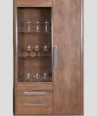 Vitrīna MAN/2 Manhattan mēbeļu kolekcija