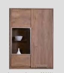 Vitrīna MAN/2a Manhattan mēbeļu kolekcija