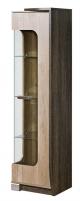 Vitrina R2 P dešinė Baldų kolekcija Romero