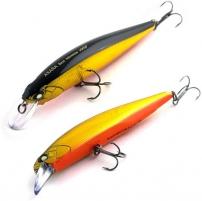 Vobleris AKARA Best Minnow BM100SP-A59 15g., Žydra/oranžinė Dirbtiniai masalai žuvims