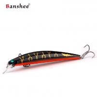 Vobleris Banshee Minnov 115mm 10g VM01 Lightning Shadow, Plūdrus Dirbtiniai masalai žuvims