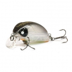 Vobleris Lucky John Pro HAIRA Tiny 44F sp Mākslīgo zivju atraktanti