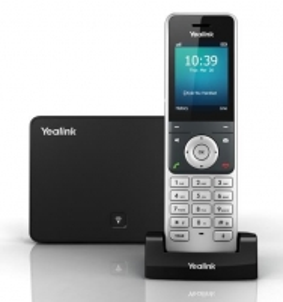 VoIP telefonas Yealink SIP-W56H Handset IP telefonija
