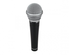 Vokalinis/prezentacijų mikrofonas SAMSON R21S XLR | cardioid | išj. |gold-plated