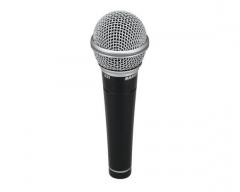 Vokalinis/prezentacijų mikrofonas SAMSON R21S XLR 3vnt.|cardioid|gold-plated XLR