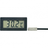 Voltcraft TM-70 Digital LCD Thermometer Module -50 to +70 °C Temperature measuring devices