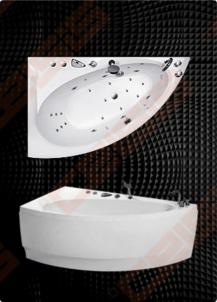Vonia BALTECO Idea 150x91 cm, su oro ir vandens masažu Combi S4