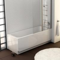 Vonia Chrome ilgis 150,160,170cm In the bathroom