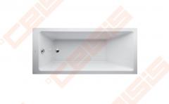 Vonia LAUFEN Pro 170x75 cm, įleidžiama