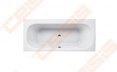 Vonia LAUFEN Solutions 180x80 cm, su rėmu