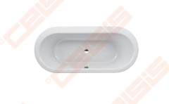 Vonia LAUFEN Solutions 190x90 cm, ovali įleidžiama
