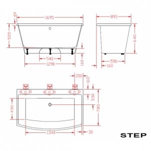 Vonia PAA Step 170x89.5