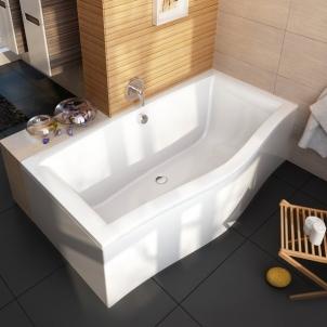 Vonia RAVAK MAGNOLIA 180x75 В ванной комнате