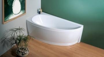 Vonios apdaila RAVAK AVOCADO 160 R priekinė In the bathroom