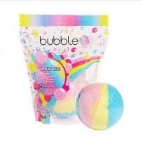 Vonios bomba Bubble T Cosmetics Fizzy (Bath Fizzer) 150 g Vannas sāli, eļļu
