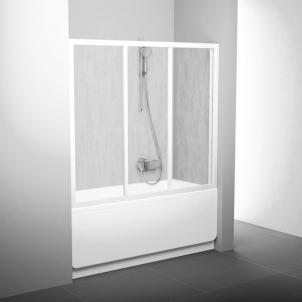 Vonios durys AVDP3-150 POLYESTER RAIN Душ стены