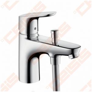 Vonios/dušo maišytuvas HANSGROHE Focus iš vonios krašto