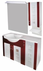 Vonios kambario baldai su praustuvu F1000426R