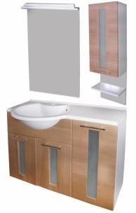 bathroom room baldai with wash basin F1001411
