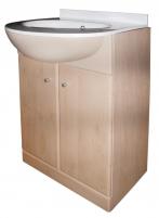 bathroom room spintelė with wash basin F1000314