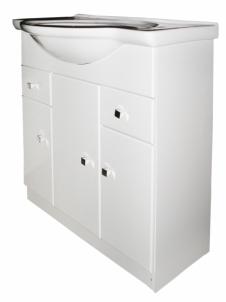 Vonios kambario spintelė su praustuvu F1000432