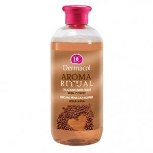 Vonios putos Dermacol Aroma Ritual Bath Foam Irish Coffee Cosmetic 500ml