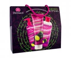 Vonios putos Dermacol Aroma Ritual Grape & Lime Bath Foam 500ml Vannas sāli, eļļu