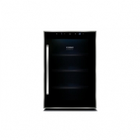 Wine refrigerator Caso Wine Duett Touch 12, for 12 bottles, Sensor touch control, Black case colour Refrigerators and freezers