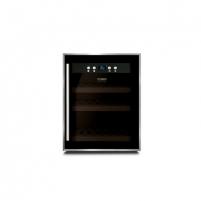 Vyno šaldytuvas Caso WineSafe 12 Black