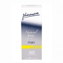 Vyrams feromonai Hot Man natural spray 10 ml Pheromones and perfume