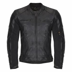 Vyriška odinė motociklininko striukė W-TEC NF-1121 motociklininko apranga
