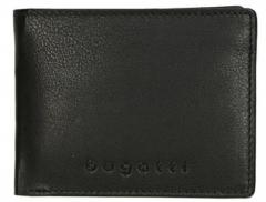 Vyriška odinė piniginė Bugatti 49131101 Maki/gadījumos
