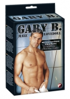 Vyriška sekso lėlė Puppe Gary B.