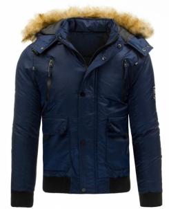 Vyriška striukė Nicco (tamsiai mėlynos spalvos) Vyriškos striukės/paltai
