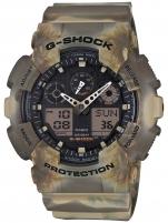 Vīriešu Casio pulkstenis GA-100MM-5AER