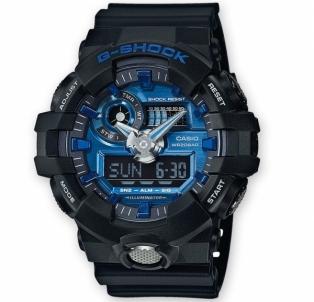 Vīriešu CASIO pulkstenis GA-710-1A2ER