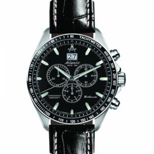 Vyriškas laikrodis ATLANTIC Worldmaster Big Date Chronograph 55460.47.62
