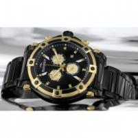 Vyriškas laikrodis BISSET Concordia BSDC77BIBG05AX