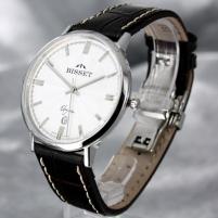 Vīriešu pulkstenis BISSET Malibu Soft BSCC88SISX